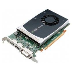 Lenovo Quadro 2000 625Mhz PCI-E 2.0 1024Mb 2600Mhz 128 bit DVI