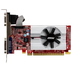 msi geforce gt 520 810mhz pci-e 2.0 2048mb 1000mhz 64 bit dvi hdmi hdcp one slot