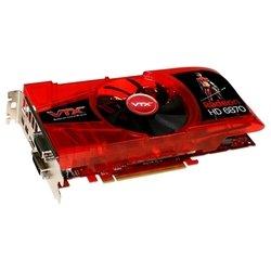 VTX3D Radeon HD 6870 900Mhz PCI-E 2.1 1024Mb 4200Mhz 256 bit 2xDVI HDMI HDCP V2