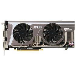 msi geforce gtx 570 732mhz pci-e 2.0 1280mb 3800mhz 320 bit 2xdvi mini-hdmi hdcp twin frozr ii