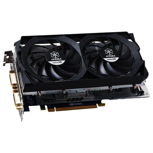 Inno3d Geforce Gtx550ti I-Chill Hercules