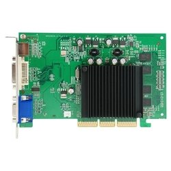 EVGA GeForce 6200 300Mhz AGP 512Mb 533Mhz 64 bit DVI TV