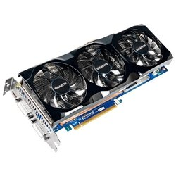gigabyte geforce gtx 570 732mhz pci-e 2.0 1280mb 3800mhz 320 bit 2xdvi mini-hdmi hdcp cool