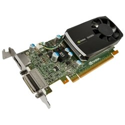 PNY Quadro 400 PCI-E 2.0 512Mb 64 bit DVI