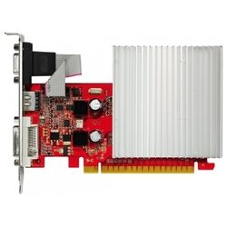 Palit GeForce 8400 GS 567Mhz PCI-E 512Mb 1250Mhz 32 bit DVI HDMI HDCP Silent Cool
