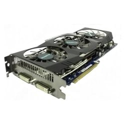 gigabyte geforce gtx 465 607mhz pci-e 2.0 1024mb 3206mhz 256 bit 2xdvi mini-hdmi hdcp cool