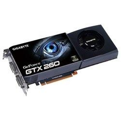 GIGABYTE GeForce GTX 260 518Mhz PCI-E 2.0 896Mb 2016Mhz 448 bit 2xDVI HDCP