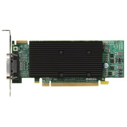 matrox m9120 pci-e 512mb 128 bit low profile cool