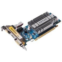 ZOTAC GeForce 210 520Mhz PCI-E 2.0 512Mb 1200Mhz 64 bit DVI HDMI HDCP