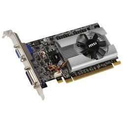 msi geforce 210 589mhz pci-e 2.0 512mb 800mhz 64 bit dvi hdcp