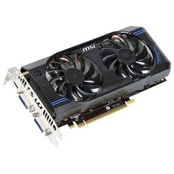 msi geforce gtx 560 810mhz pci-e 2.0 1024mb 4008mhz 256 bit 2xdvi mini-hdmi hdcp