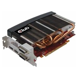 Club-3D Radeon HD 6750 700Mhz PCI-E 2.1 1024Mb 4600Mhz 128 bit 2xDVI HDMI HDCP