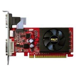 Palit GeForce 210 589Mhz PCI-E 2.0 512Mb 1250Mhz 32 bit DVI HDMI HDCP