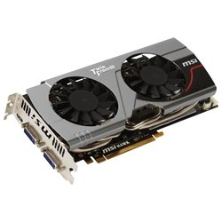 msi geforce gtx 560 ti 950mhz pci-e 2.0 1024mb 4200mhz 256 bit 2xdvi mini-hdmi hdcp hawk