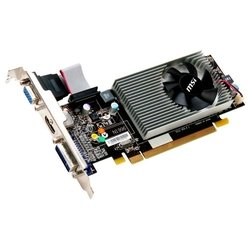 msi radeon hd 5450 650mhz pci-e 2.1 1024mb 1600mhz 64 bit dvi hdmi hdcp low profile