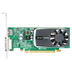 Leadtek Quadro 600 640Mhz PCI-E 2.0 1024Mb 1600Mhz 128 bit DVI RTL