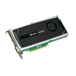 Видеокарта PNY Quadro 4000 VCQ4000-PB (375Mhz, PCI-E 2.0, 2048Mb, 2800Mhz, 256 bit, DVI)