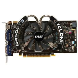 msi geforce gts 450 850mhz pci-e 2.0 1024mb 4000mhz 128 bit 2xdvi mini-hdmi hdcp cyclone