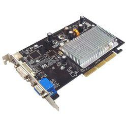 InnoVISION GeForce 6200 350Mhz AGP 512Mb 533Mhz 64 bit DVI TV BULK