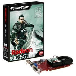 powercolor radeon hd 5570 650mhz pci-e 2.1 1024mb 1600mhz 128 bit dvi hdmi hdcp