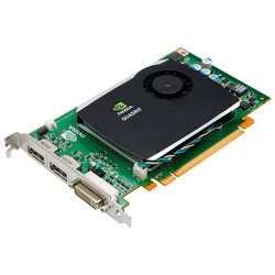Видеокарта PNY Quadro FX 580 450Mhz PCI-E 2.0 512Mb 1600Mhz 128 bit DVI ОЕМ