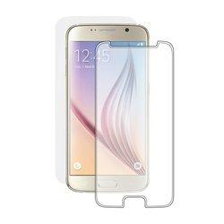 Защитное стекло + пленка на заднюю панель для Samsung Galaxy S6 (Deppa 61959) (прозрачное)