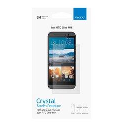 Защитная пленка для HTC One M9 (Deppa 61377) (прозрачная)