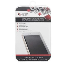 Защитное стекло для Samsung Galaxy S4 mini i9190 (Tempered Glass 0L-00000517) (прозрачное, ударопрочное)