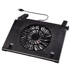 """Охлаждающая подставка для ноутбука до 17.3"""" (Hama H-54116) (черный)"""