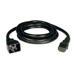 Кабель питания IEC-320-C13 - IEC-320-C20 (Tripplite P032-007) (черный)