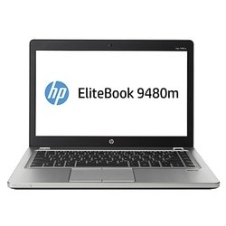 "hp elitebook folio 9480m (f1r00es) (core i5 4310u 2000 mhz/14.0""/1600x900/4.0gb/256gb ssd/dvd нет/intel hd graphics 4400/wi-fi/bluetooth/win 7 pro 64)"