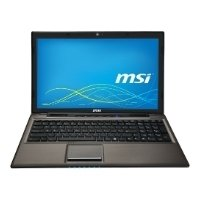 "msi cx61 2od (core i5 4210m 2600 mhz/15.6""/1366x768/4gb/500gb/dvd-rw/nvidia geforce gt 740m/wi-fi/bluetooth/dos)"