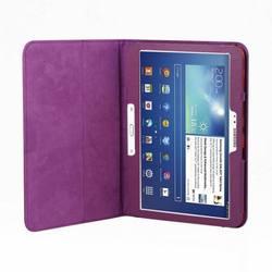 Чехол-подставка для Samsung Galaxy Tab 4 10.1 (IT BAGGAGE ITSSGT1042-4) (фиолетовый)