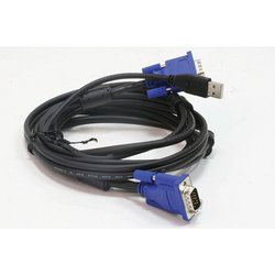 Кабель KVM VGA-VGA, USB (D-Link DKVM-CU)