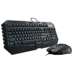 Клавиатура+мышь Cooler Master Octane (SGB-3020-KKMF1-RU) (черный)