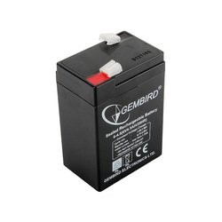 Аккумулятор для источников бесперебойного питания (Gembird BAT-6V4.5AH)