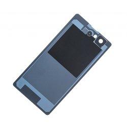 Задняя крышка для Sony Xperia Z3 Compact (0L-00000603) (черный)