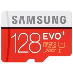 Samsung MB-MC128DARU microSDXC 128Gb + SD адаптер