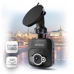 Видеорегистратор Ginzzu FX-901HD (черный)