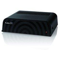 Цифровой телевизионный DVB-T2 ресивер TESLER DSR-410 (черный)