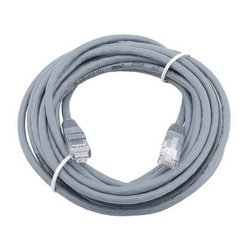 Патчкорд литой Telecom NA102-20M (серый)
