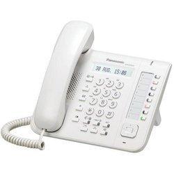 Системный телефон Panasonic KX-DT521RU (белый)