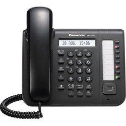 Системный телефон Panasonic KX-DT521RU (черный)