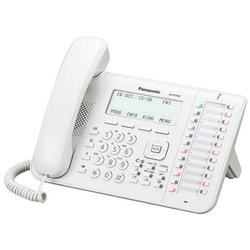 Panasonic KX-DT546RU (белый)
