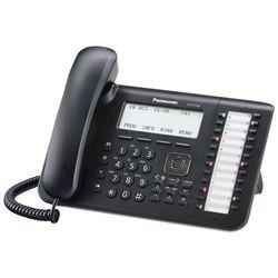 Panasonic KX-DT546RU-B (черный)