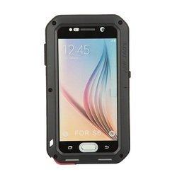 Чехол-накладка для Samsung Galaxy S6 (Palmexx Lunatik love Mei PX/CH SAM S6 LOVE MEI Blk) (черный)