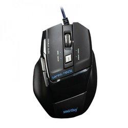 Мышь Smartbuy 702 USB (SBM-702G-K) (черный)