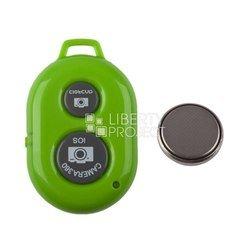 Пульт Bluetooth для селфи для мобильных телефонов (0L-00000468) (зеленый)