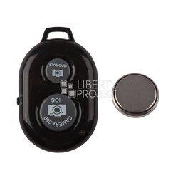 Пульт Bluetooth для селфи для мобильных телефонов (0L-00000465) (черный)
