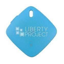 Пульт Bluetooth для селфи для мобильных телефонов (R0007279) (голубой)